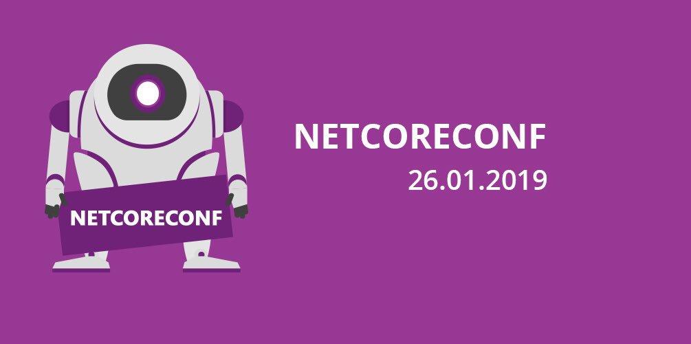 Netcoreconf Barcelona 26/1/2019