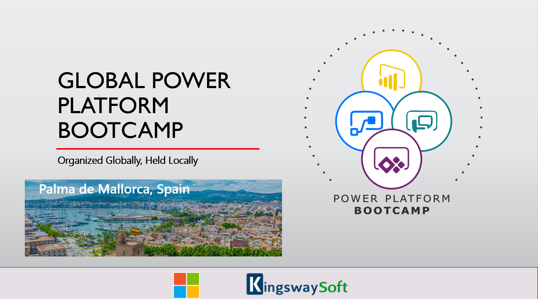 Global Power Platform Bootcamp Mallorca